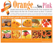 """Orange is the New Pink"" Campaign Raises Awareness for Breast Cancer Prevention"