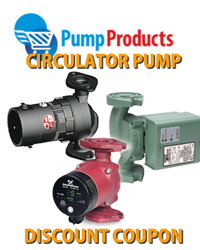 Get $5 Off Your Circulator Pump Purchase in October
