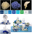 Lapis Luxury use classic flowers; roses, peonies, calla lilies and hydrangea.