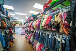 Kid to Kid children's clothing resale franchise