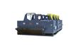 Davron Indexing Conveyor Oven Simplifies Brake Lining Curing Process