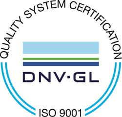 Gauthiers' ISO 9001:2008 Certified