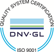 Gauthiers' Receives ISO 9001:2008 Certification