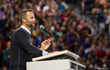 Kirk Cameron previews upcoming film project at Liberty University