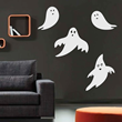 4 lil' Friendly Ghosts Decals