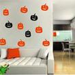 Goofy Pumpkins Wall Decals