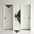 Sneaky Monster Wall Decal
