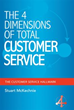 Customer Service Explained in New Book by Stuart McKechnie