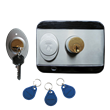 Cheap Single Door Magnetic Locks from Famous Magnetic Lock Supplier...