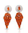 Jalisco Fire Opal Earrings