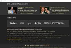 Millionaire Matchmaker Site: MillionaireMatch.com