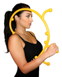 The Nayoya Back Hook Massager, Which Features Nine Knobs for Self-Massage, is Available on Amazon