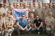Matthew Lillard and Josh Charles Return From Week-Long USO Tour to...
