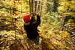 Zip Lining at Fall Creek Falls Takes Fall Foliage to New Heights