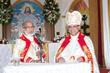 New bishop Mar Joy Alappat with Cardinal Alencherry