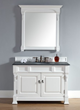 Brookfield 48″ Single Vanity In Bosco Antique White 147-114-5241 From James Martin Furniture
