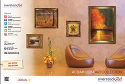 overstockArt.com 2014 Fall Art Catalog
