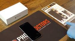 iPhone 6 Teardown Video by Phone Doctors