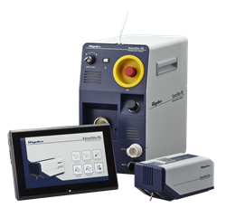 SmartSite RS is the world's smallest portable stress analyzer especially designed for on-site analysis.