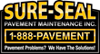 Sure-Seal Pavement Maintenance Inc., the GTA's Leading Pavement...