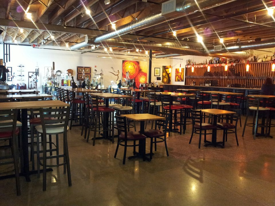 Restaurant Furniture Net Helps Studio Winery To A