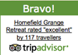 Homefield Grange Detox Retreat is Rated 'Excellent' by Over 117 Travelers