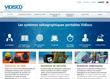 Vidisco Ltd. s'adresse désormais aux francophones du monde...
