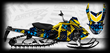 ArcticFX Graphics Releases 2014 Custom Sledwrap Designs