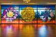 Imagine GlassTM by Imaging Sciences Used in Glass Feature Wall for New...