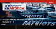 The Patriots Jet Team Joins the Roster of Spectacular Performers at...