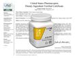 Tronex Herbal Nong's Fructus Crataegi Granulated Formula Receives...
