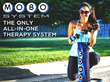 MOBO™ System Launches Massage Therapy Tool on Kickstarter