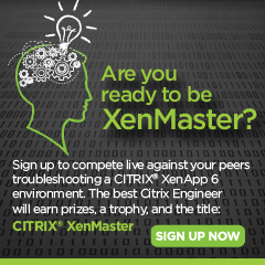 Citrix XenMaster Competition
