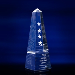 Pasternack Receives 4-Star Supplier Excellence Award from Raytheon IDS