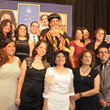 Coptic Orphans Presents Leading by Example Award to H.H. Pope Tawadros...