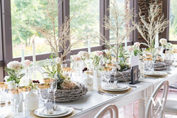 Natural Décor Ideas Make Perfect Fit for Fall Weddings