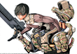 Artist Takeshi Obata's latest work is ALL YOU NEED IS KILL, based on the same source novel as the recent EDGE OF TOMORROW movie.