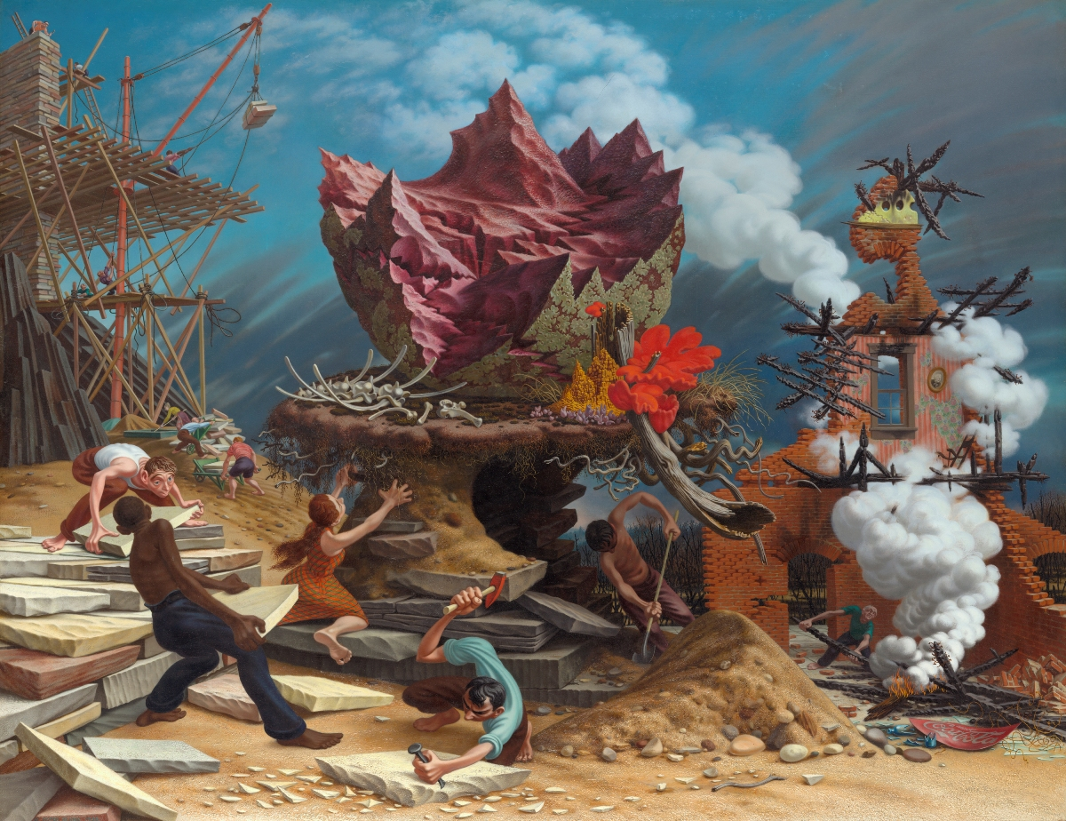 PAFA Presents Peter Blume Nature and Metamorphosis