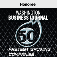 Washington Business Journal Fastest Growing Companies List