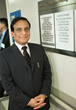Dr. Samin K. Sharma, Director of Clinical and Interventional Cardiology at The Mount Sinai Hospital.