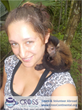 Wildlife Intern Abroad Caring for Monkey in the Amazon Rainforest