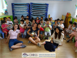 Youth Volunteer Group Abroad Caring for Kindergarten Children in China