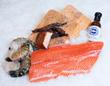 """Deluxe Fresh Salmon"" Gift Pack"