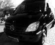 Luxury Sprinter Van
