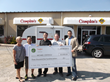 One lucky Canadian has won $3500 towards their new RV