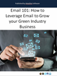 HindSite Software Releases New Email 101 eBook for Green Industry