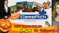 FreeGamePick Halloween Game Titles