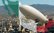 Mexico Opens Its Skies for Aeros' Airship Flight