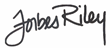 Forbes Riley signature