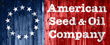 (ALGA) Algae International Group Subsidiary, American Seed & Oil...